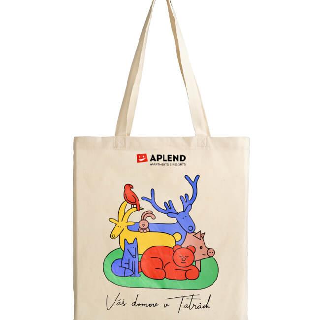 Originálna látková taška